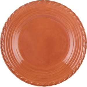 Artimino Tuscan Countryside Rope-Edged Stoneware Dinner Plate from ...
