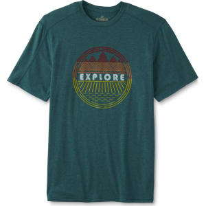 f50dcc0f Outdoor Life Men's Graphic T-Shirt - Explore, Size: Xl, Green from ...