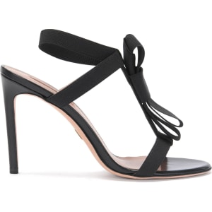0a226f0eb883 Hugo Boss Bow Tie Sandal Bow Tie Leather Sandal from BOSS.