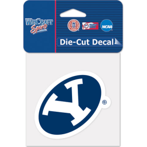 7a633c29797 Byu Cougars Ncaa Die Cut Decal from Fanzz.