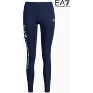 6684216269 Womens Emporio Armani Ea7 Logo Legging - Blue from Next.