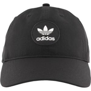 Adidas Originals Decon Nylon Adjustable Cap - Mens - Black from ... 1eb9a5fa6b1