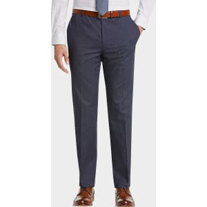 7774e0784 JOE Joseph Abboud Indigo Stripe Seersucker Suit Separates Pants from ...