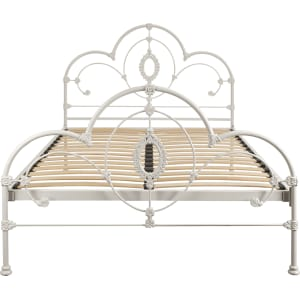 Somerset Dove Grey Bed Frame Single