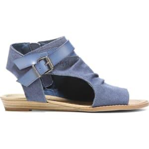 e923e3375a7d Blowfish Women s Balla Sandals (Indigo) from Famous Footwear.