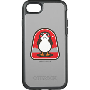 factory authentic 5a6b0 de061 Star Wars: The Last Jedi Porg Otterbox Symmetry Iphone 7 Case - Customizable