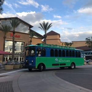 City of Santa Clarita Summer Trolley