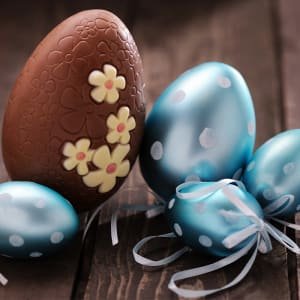 Easter Egg Decorating Masterclass