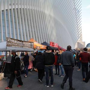 SmorgasburgWTC Every Friday & Sunday on Oculus Plaza