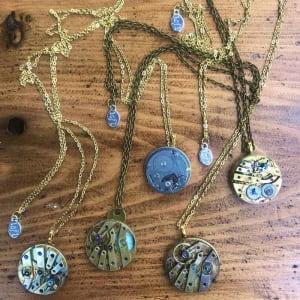 Upcycled Jewellery Pop-Up