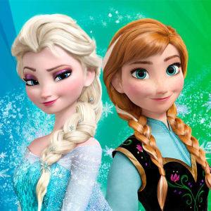 Meet Elsa and Anna