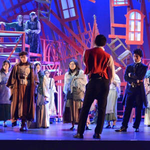"Arcadia High School Preview of Disney's Musical ""Newsies"""