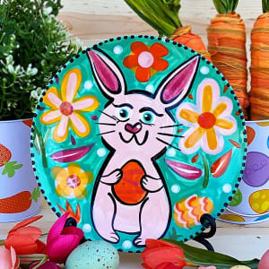 Bunny Plate