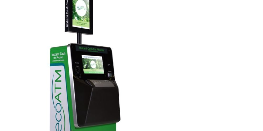 ECOATM at Westfield Valley Fair