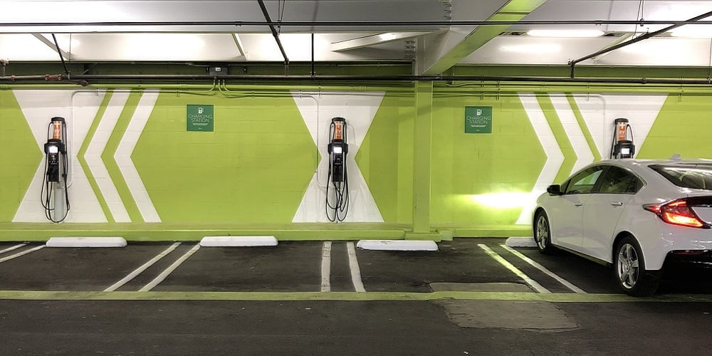 ChargePoint EV Stations