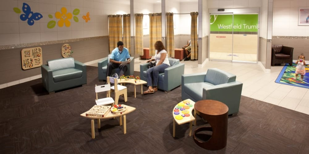 Westfield Family Lounge