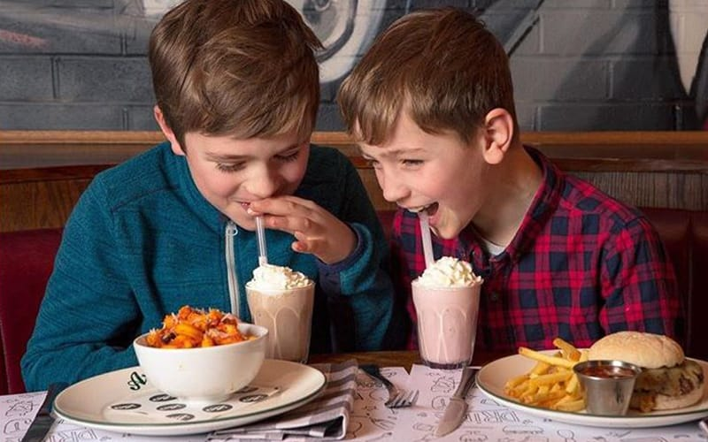 Child-Friendly Restaurants To Visit At Westfield