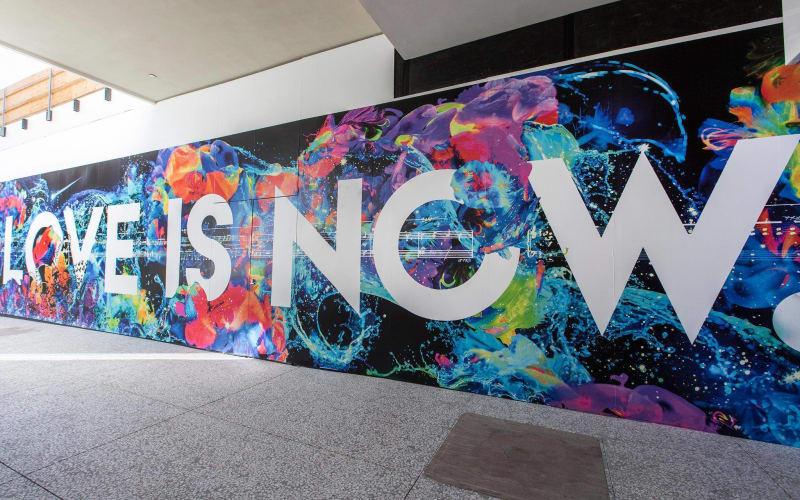 Love Is Now: Meet Westfield's Urban Wallflower Contest Winner