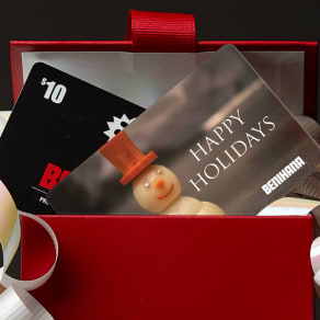 Benihana Holiday Gift Card Event