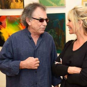 Mickey Hart of the Grateful Dead & his Fine Art