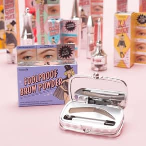 Grand Opening: The Benefit Brow Bar