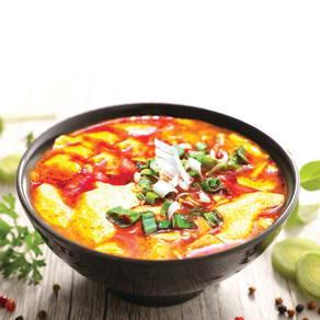 Get a Hearty Bowl of Soft Tofu Soup for Free at Bibigo!