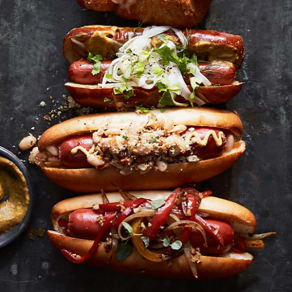 Fourth Of July Hot Dog Party