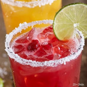 Happy Hour Deal: $3 Traditional or Flavored Ruby-Ritas