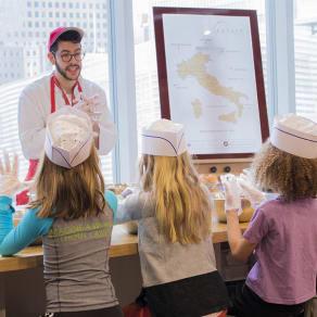 Family Classes at Foodiversità
