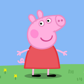 Peppa Pig visits Learning Express