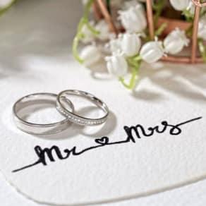 20% off wedding rings*
