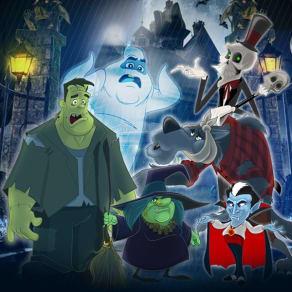 Spookville: Halloween Theme Park