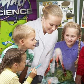 Summer Camp Series with Mad Science of DC