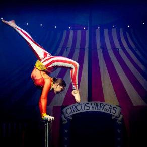 Circus Vargas Celebrates 50th Anniversary!