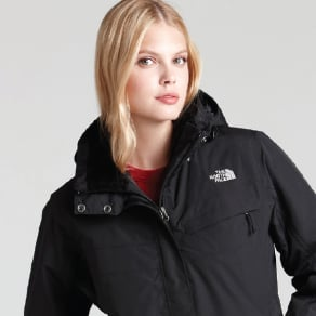 Up to 40% Off Select The North Face Outerwear
