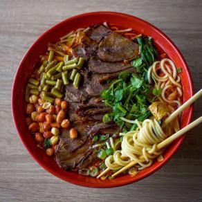 Qin West Noodle NOW OPEN!
