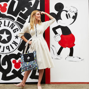 Introducing...A Mickey Mouse Inspired Collection by Kipling