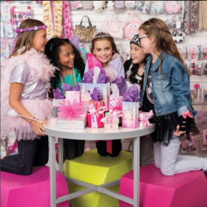 Birthday Parties at Claire's