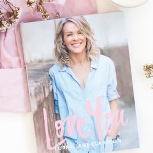 Receive a Lorna's Love You Book When You Spend $250 or More*