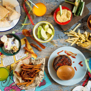 Kids meal and drink for £5.25*