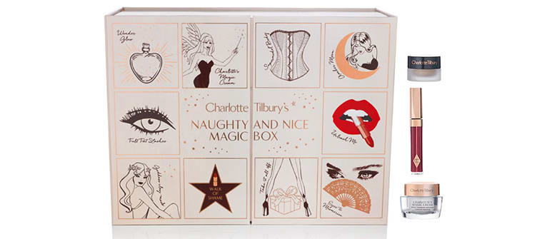 charlotte tilbury advent calendar 2017