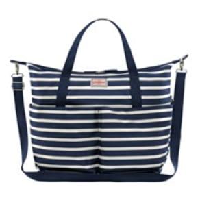 Breton Stripe Oversized Changing Bag