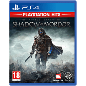PlayStation Hits - Shadow of Mordor for PlayStation 4