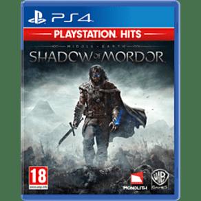 PlayStation Hits - Shadow of Mordor for PlayStation 4