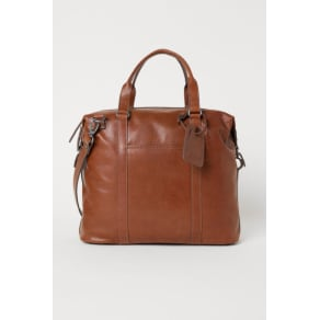 H & M - Leather bag - Beige
