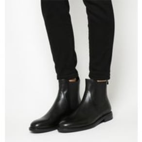 Vagabond Amina Chelsea Boot BLACK LEATHER