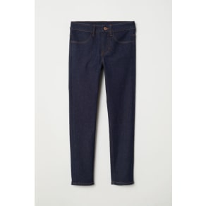 H & M - Skinny Fit Jeans - Blue