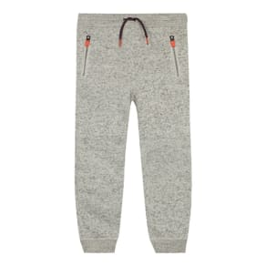 Mantaray - Boys' Grey Knit Jogging Bottoms