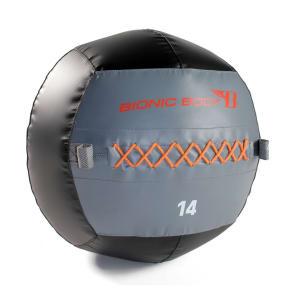 Bionic Body Medicine Ball - 14lb - Black, Multicolored