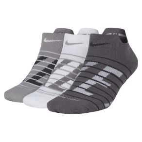 Nike Dri-FIT Cushioned Low Training Socks (3 Pair)